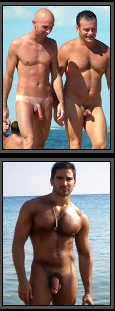 Spy cam gay beach
